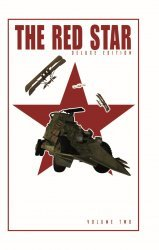 IDW Publishing's Red Star: Deluxe Edition Hard Cover # 2