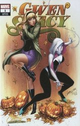 Marvel Comics's Gwen Stacy Issue # 1jsc-c
