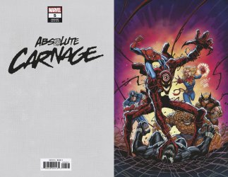 Marvel Comics's Absolute Carnage Issue # 5i
