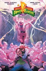BOOM! Studios's Mighty Morphin Power Rangers TPB # 7