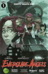 Scout Comics's Everglade Angels Issue # 1c