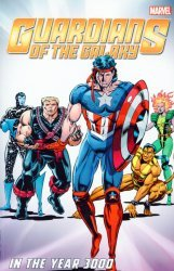 Marvel's Guardians Of The Galaxy Classic: In The Year 3000 TPB # 1