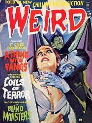 Eerie Publications's Weird Magazine Issue # 1