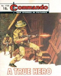 D.C. Thomson & Co.'s Commando: War Stories in Pictures Issue # 1729