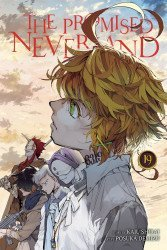 Viz Media's Promised Neverland Soft Cover # 19