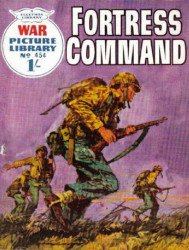 Fleetway (AP/IPC)'s War Picture Library Issue # 454