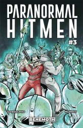 Behemoth Entertainment LLC's Paranormal Hitmen Issue # 3
