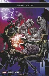Marvel Comics's Infinity Wars Issue # 6