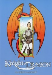 Improper Books 's Knight & Dragon Soft Cover # 1
