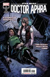 Marvel Comics's Star Wars: Doctor Aphra Issue # 9
