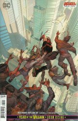 DC Comics's Red Hood: Outlaw Issue # 39b