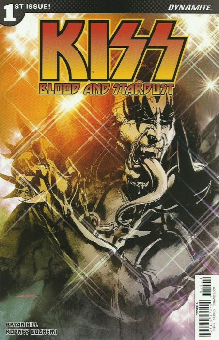 KISS the End Issue #1 Cover A Dynamite Comics NM 1st Print 2019