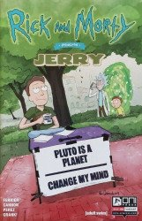 Oni Press's Rick and Morty Presents: Jerry Issue # 1krs