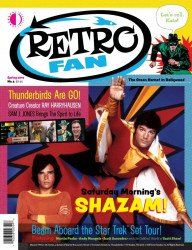 TwoMorrows Publishing's RetroFan Issue # 4