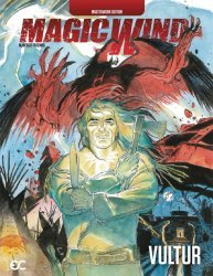 Epicenter Comics's Magic Wind: Vultur Hard Cover # 1