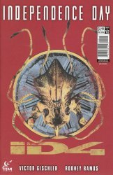 Titan Comics's Independence Day Issue # 2