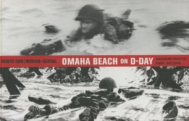 First Second Books's Omaha Beach On D-Day Hard Cover # 1