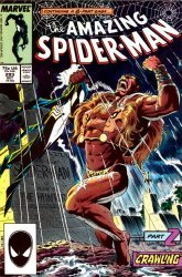Marvel Comics's The Amazing Spider-Man Issue # 293