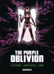 Behemoth Entertainment LLC's The Purple Oblivion Soft Cover # 1