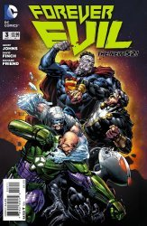 DC Comics's Forever Evil Issue # 3