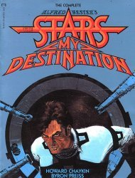 Epic's Complete The Stars My Destination Hard Cover nn