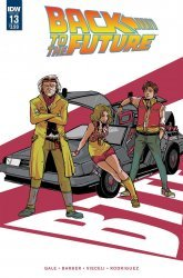 IDW Publishing's Back to the Future Issue # 13