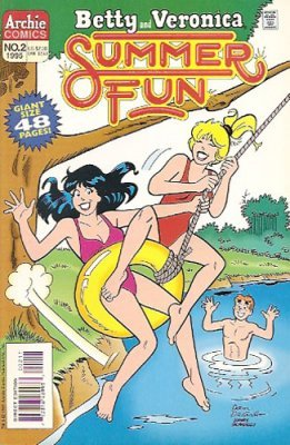 veronica comic book porn