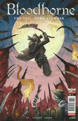 Titan Comics's Bloodborne Issue # 13