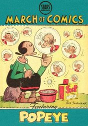 Western Printing Co.'s March of Comics Issue # 37d