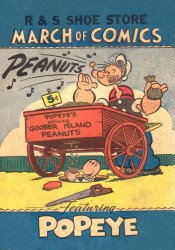 Western Printing Co.'s March of Comics Issue # 66c