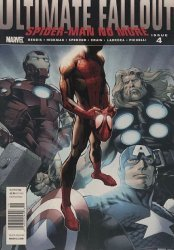 Ultimate Marvel's Ultimate Fallout Issue # 4b