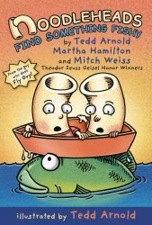 Holiday House's Noodleheads: Find Something Fishy Hard Cover # 1