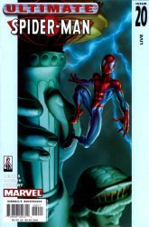 Ultimate Marvel's Ultimate Spider-Man Issue # 20