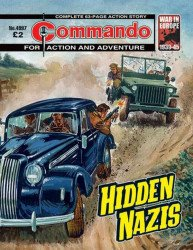D.C. Thomson & Co.'s Commando: For Action and Adventure Issue # 4997