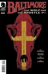 Dark Horse's Baltimore: The Wolf and The Apostle Issue # 2
