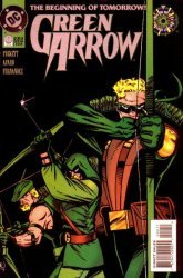 DC Comics's Green Arrow Issue # 0