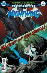 DC Comics's Nightwing Issue # 31