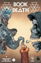 Valiant Entertainment's Book of Death Issue # 1dungeon