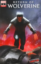 Marvel Comics's Return of Wolverine Issue # 1comicmint/nycc