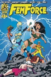 AC Comics's Femforce Issue # 184