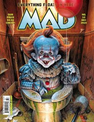 E.C. Publications, Inc.'s MAD Magazine Issue # 10
