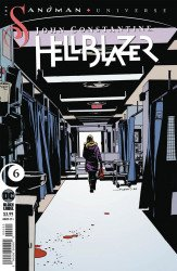 DC Black Label's John Constantine: Hellblazer Issue # 6