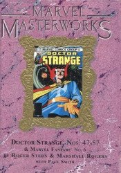Marvel Comics's Marvel Masterworks: Doctor Strange Hard Cover # 9b