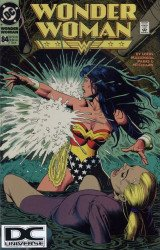 DC Comics's Wonder Woman Issue # 84b