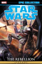 Marvel Comics's Star Wars Legends: Epic Collection - Rebellion TPB # 3