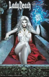 Coffin Comics's Lady Death: Pin Ups Issue # 1l