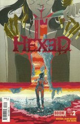 BOOM! Studios's Hexed Issue # 2
