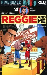 Archie Comics Group's Reggie And Me Issue # 4