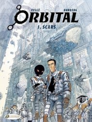 Cinebook's Orbital Soft Cover # 1-2nd print