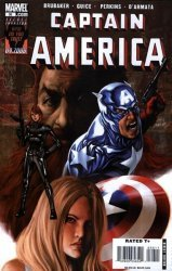 Marvel Comics's Captain America Issue # 36
